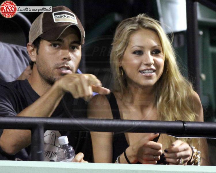 Anna Kournikova, Enrique Iglesias - Miami - 15-04-2011 - Anna Kournikova vuole figli ma non il matrimonio