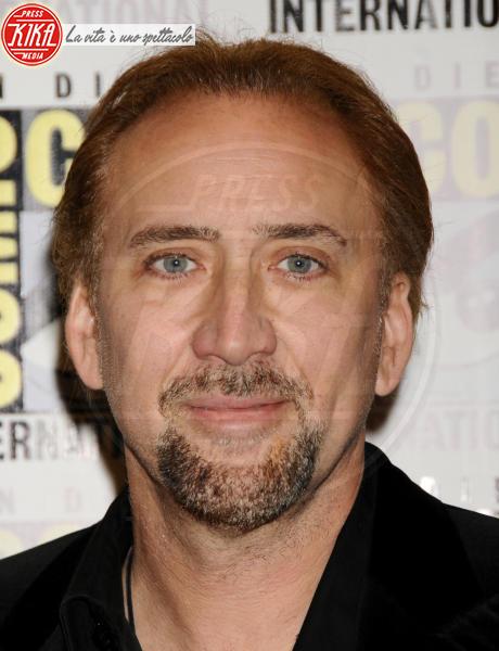 Nicolas Cage - New Orleans - 17-04-2011 - Nicolas Cage libero su cauzione dopo l'arresto per una violenta lite con la moglie