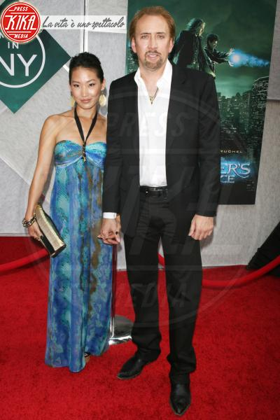 Alice Kim, Nicolas Cage - New Orleans - 17-04-2011 - Nicolas Cage prosciolto dalle accuse di violenza domestica