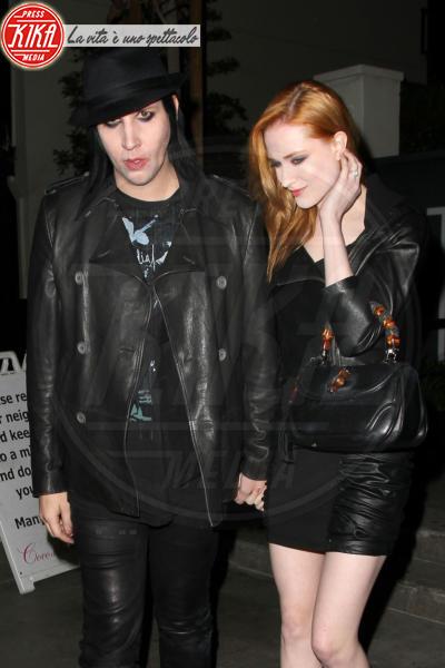 Marilyn Manson, Evan Rachel Wood - West Hollywood - 15-12-2010 - Evan Rachel Wood è bisessuale