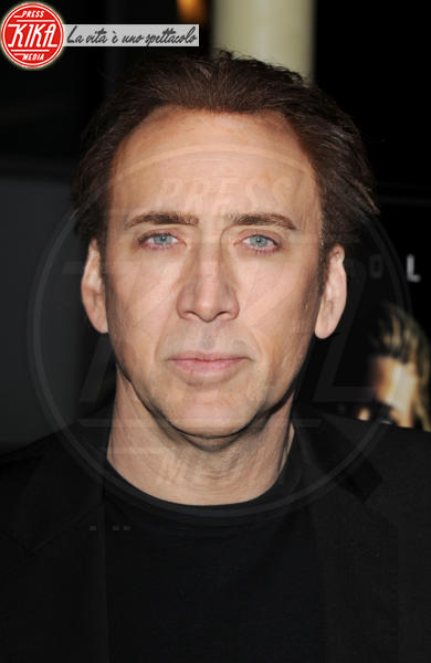 Nicolas Cage - New Orleans - 17-04-2011 - Nicolas Cage è tornato sul set