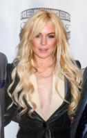 Lindsay Lohan - New York - 12-04-2011 - Lindsay Lohan presto in due film di mafia