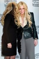 VICTORIA GOTTI, Lindsay Lohan - New York - 12-04-2011 - Lindsay Lohan sarà la moglie di John Travolta