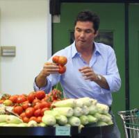 Dean Cain - Malibu - 20-07-2007 - Quando vegetariano fa rima con bellezza