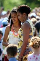 Sasha Obama, Malia Obama, Michelle Obama - Washington - 25-04-2011 - La trasformazione di Malia Obama, da figlia di Barack a star