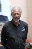 Morgan Freeman - Roma - 03-02-2010 - Morgan Freeman sara' onorato dall'Afi