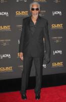 Morgan Freeman - Los Angeles - 18-02-2010 - Morgan Freeman sara' onorato dall'Afi