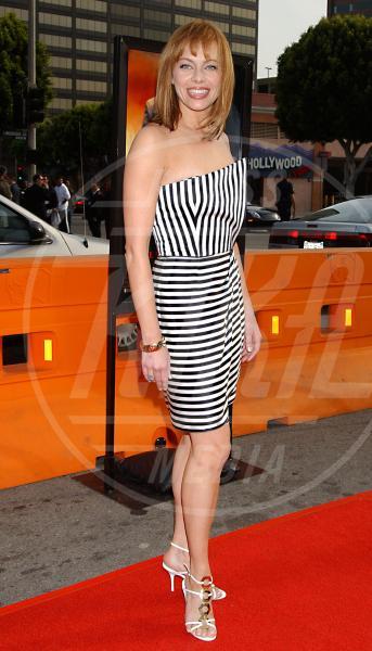 Melinda Clarke - Westwood - 18-04-2004 - Sul red carpet, l'optical è… l'optimum!