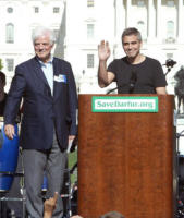 Nick Clooney, George Clooney - Washington - 28-04-2011 - Ricoverato in ospedale il padre di George Clooney
