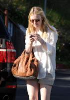 Dakota Fanning - Los Angeles - 27-04-2011 - Gli smartphone influenzeranno l'evoluzione dell'uomo