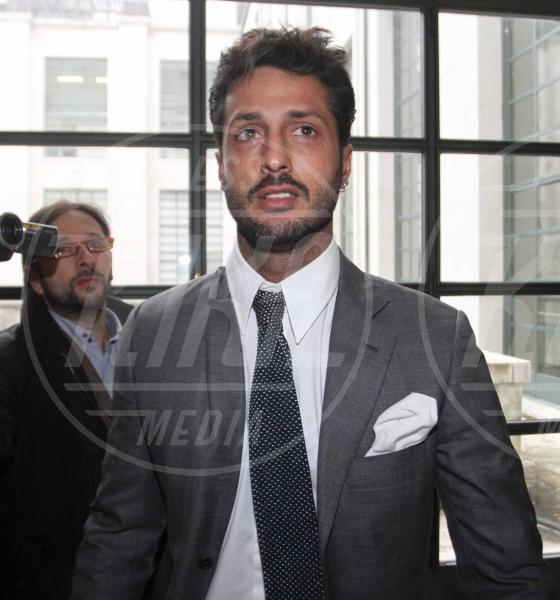 Fabrizio Corona - Milano - 02-12-2010 - La trasformazione di Andrea Iannone in... Fabrizio Corona!