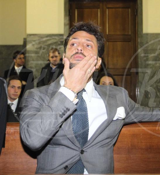 Fabrizio Corona - Milano - 02-12-2010 - Fabrizio Corona è stato condannato a 4 anni di reclusione per bancarotta ed evasione