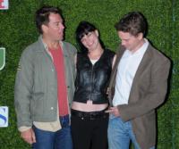 Brian Dietzen, Pauley Perrette, Michael Weatherly - Beverly Hills - 28-07-2010 - Donald Bellisario, creatore di Ncis, fa causa per lo spinoff Ncis Los Angeles