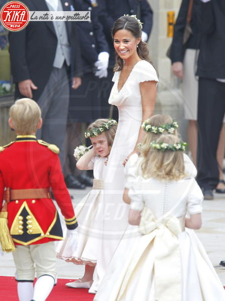 Pippa Middleton - Londra - 22-04-2015 - Pippa Middleton: tutti i numeri del matrimonio (da 300mila euro)