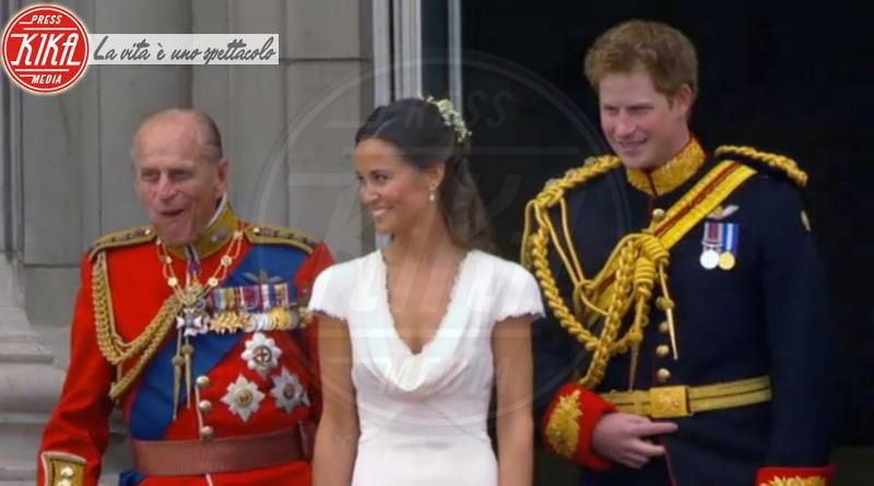 Principe Filippo Duca di Edimburgo, Pippa Middleton, Principe Harry - Londra - Pippa Middleton: tutti i numeri del matrimonio (da 300mila euro)