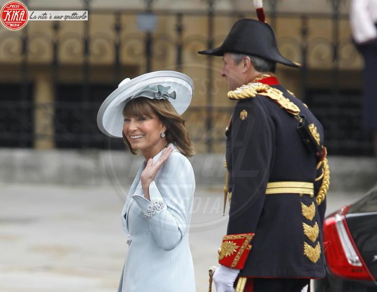 Carole Middleton - Londra - 01-05-2011 - Carole e Doria: suocere Windsor a confronto