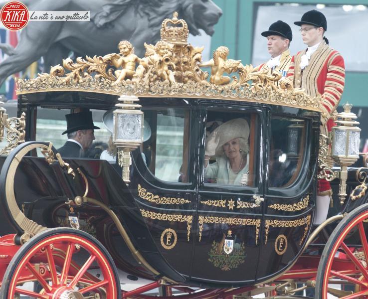 Camilla Parker Bowles - Londra - 29-04-2011 - Harry e Meghan all'altare insieme? Non sarebbe la prima volta...