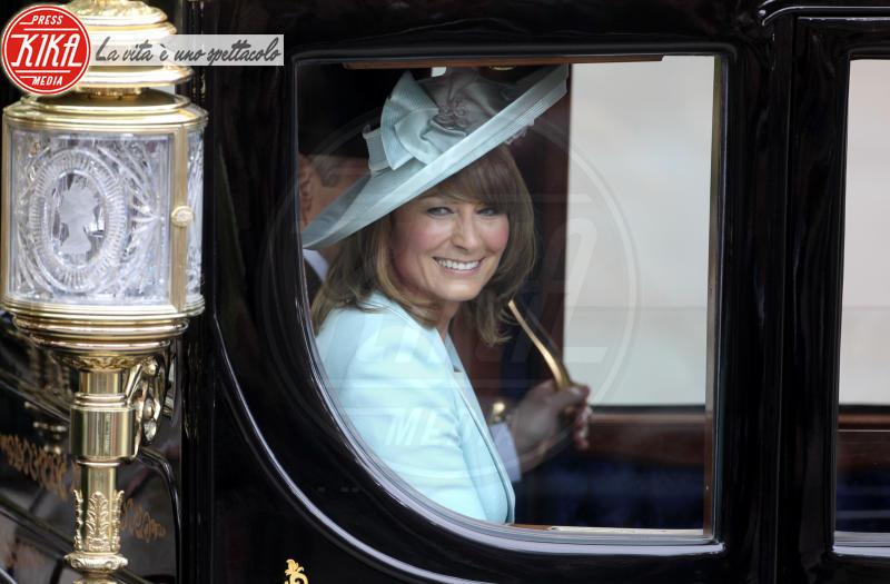Carole Middleton - Londra - 29-04-2011 - Carole e Doria: suocere Windsor a confronto