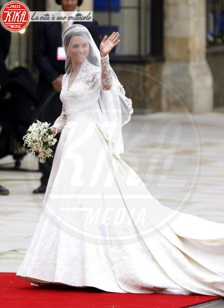 Principessa Catherine, Kate Middleton - Londra - 29-04-2011 - Kate Middleton incinta per la terza volta