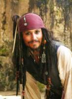 Johnny Depp - Caribbean - 17-05-2006 - Oscar, scelti i titoli per 'miglior make-up'