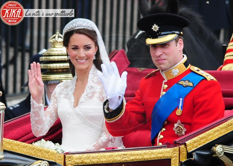 Principe William, Kate Middleton - Londra - 29-04-2011 - William e Kate presto in luna di miele