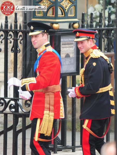 Principe William, Principe Harry - Londra - 29-04-2011 - William e Harry parlano della nonna in un'intervista