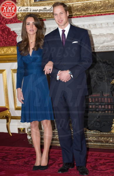 Principe William, Kate Middleton - Londra - 16-11-2010 - I principi William e Kate voleranno a Hollywood ai primi di luglio