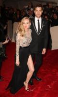 Diane Kruger, Joshua Jackson - New York - 02-05-2011 - Il Metropolitan Museum rende omaggio allo stilista Alexander McQueen durante l'annuale Costume Institute Gala Benefit