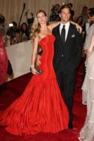 Gisele Bundchen - New York - 02-05-2011 - Il Metropolitan Museum rende omaggio allo stilista Alexander McQueen durante l'annuale Costume Institute Gala Benefit