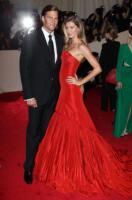 Tom Brady, Gisele Bundchen - New York - 02-05-2011 - Il Metropolitan Museum rende omaggio allo stilista Alexander McQueen durante l'annuale Costume Institute Gala Benefit