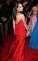 Lea Michele - New York - 02-05-2011 - Il Metropolitan Museum rende omaggio allo stilista Alexander McQueen durante l'annuale Costume Institute Gala Benefit