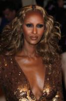 Iman - New York - 02-05-2011 - Il Metropolitan Museum rende omaggio allo stilista Alexander McQueen durante l'annuale Costume Institute Gala Benefit