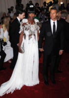 Vladislav Doronin, Naomi Campbell - New York - 02-05-2011 - Il Metropolitan Museum rende omaggio allo stilista Alexander McQueen durante l'annuale Costume Institute Gala Benefit
