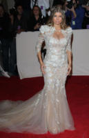 Fergie - New York - 02-05-2011 - Il Metropolitan Museum rende omaggio allo stilista Alexander McQueen durante l'annuale Costume Institute Gala Benefit