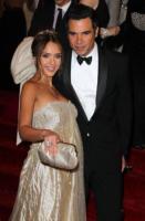 Cash Warren, Jessica Alba - New York - 02-05-2011 - Il Metropolitan Museum rende omaggio allo stilista Alexander McQueen durante l'annuale Costume Institute Gala Benefit