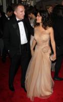 François-Henri Pinault, Salma Hayek - New York - 02-05-2011 - Il Metropolitan Museum rende omaggio allo stilista Alexander McQueen durante l'annuale Costume Institute Gala Benefit