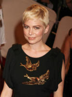 Michelle Williams - New York - 02-05-2011 - Il Metropolitan Museum rende omaggio allo stilista Alexander McQueen durante l'annuale Costume Institute Gala Benefit