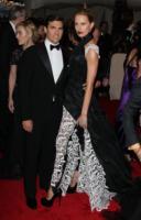 Karolina Kurkova - New York - 02-05-2011 - Il Metropolitan Museum rende omaggio allo stilista Alexander McQueen durante l'annuale Costume Institute Gala Benefit