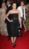 Leighton Meester - New York - 02-05-2011 - Il Metropolitan Museum rende omaggio allo stilista Alexander McQueen durante l'annuale Costume Institute Gala Benefit