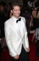 Matthew Morrison - New York - 02-05-2011 - Il Metropolitan Museum rende omaggio allo stilista Alexander McQueen durante l'annuale Costume Institute Gala Benefit