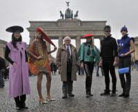 Pierre Cardin - Berlino - 06-11-2008 - Pierre Cardin ha deciso di cedere il suo impero per un miliardo di euro