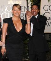 Mariah Carey, Nick Cannon - Los Angeles - 01-05-2011 - Mariah Carey e Nick Cannon svelano i nomi dei figli, Moroccan e Monroe