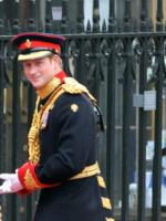 Principe Harry - Londra - 29-04-2011 - Il principe Harry in California per un addestramento sugli elicotteri