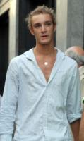 Pierre Casiraghi - Milano - 21-05-2007 - Pierre Casiraghi finisce la serata in ospedale dopo una rissa in un bar di New York