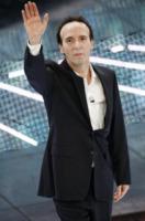 """Roberto Benigni - Sanremo - 20-02-2011 - Roberto Benigni: """" Un regalo grande aver conosciuto Cerami"""""""