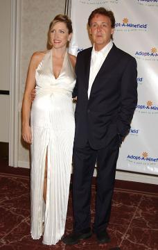 Heather Mills, Paul McCartney - Beverly Hills - 23-09-2003 - MCCartney: Mills non otterrà nulla dal divorzio