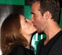 Kimberly Brook, James Van Der Beek - 08-05-2011 - James Van Der Beek ha un secondo figlio e una serie tv in arrivo