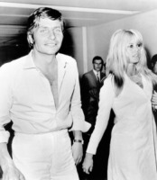 Brigitte Bardot, Gunter Sachs - Los Angeles - 09-05-2011 - Si e' suicidato Gunter Sachs, ex marito di Brigitte Bardot