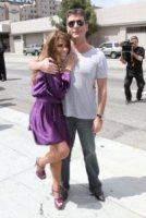Simon Cowell, Paula Abdul - Los Angeles - 08-05-2011 - Paula Abdul giudice a The X Factor