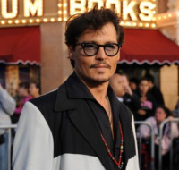 Johnny Depp - Anaheim - 07-05-2011 - Johnny Depp nel remake di The thin man